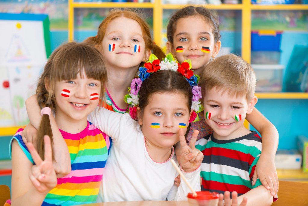 Angol és német nyelvtanfolyamok gyerekeknek (6 – 11 éves)